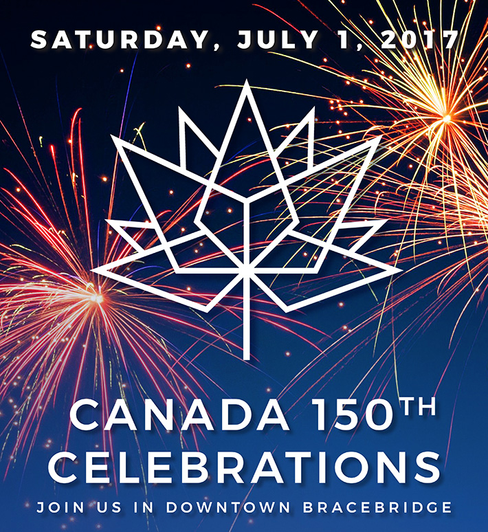 Canada 150th Celebrations – Bracebridge