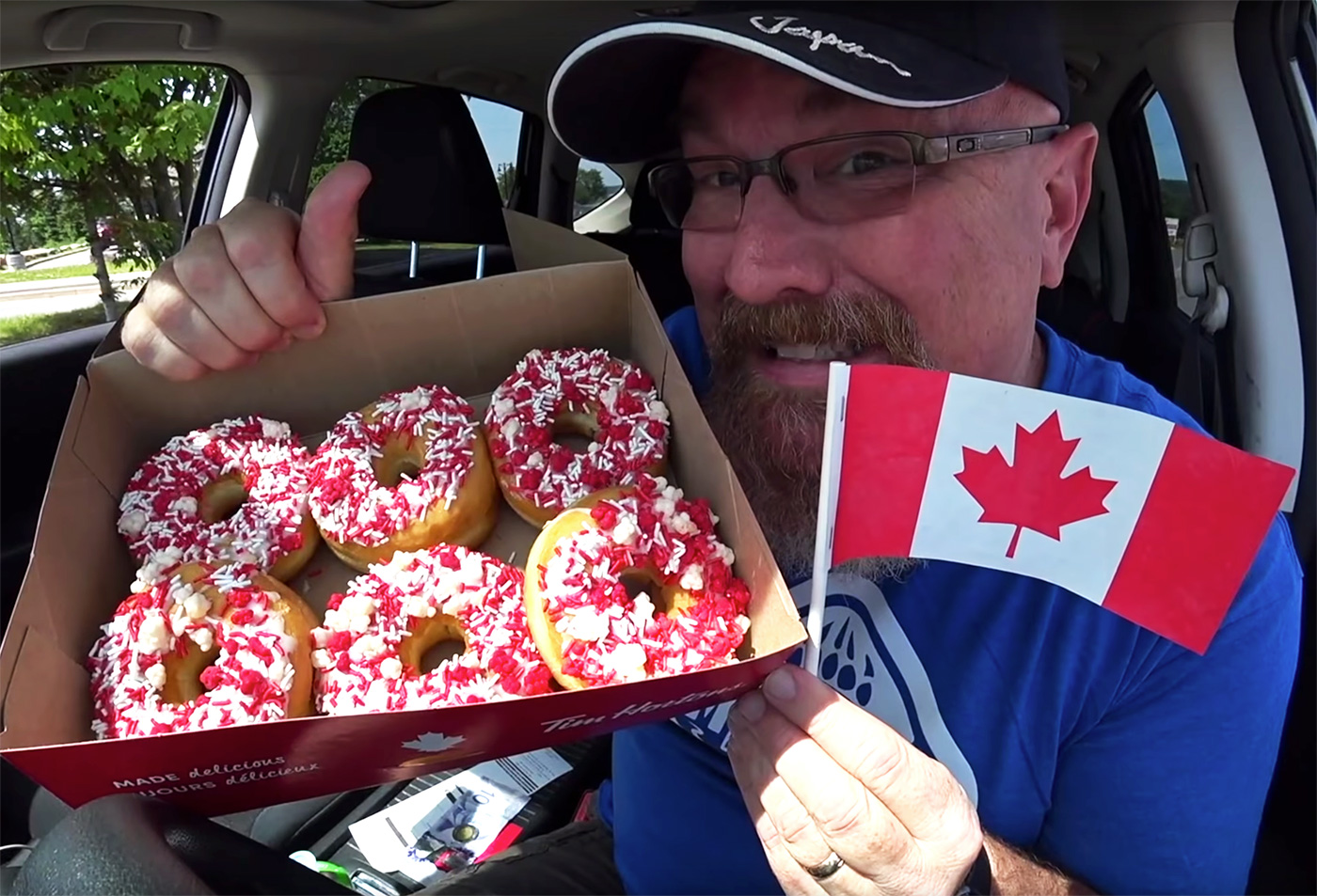 Canada Day 2019: YouTuber Ken Domik Rocking MBW!