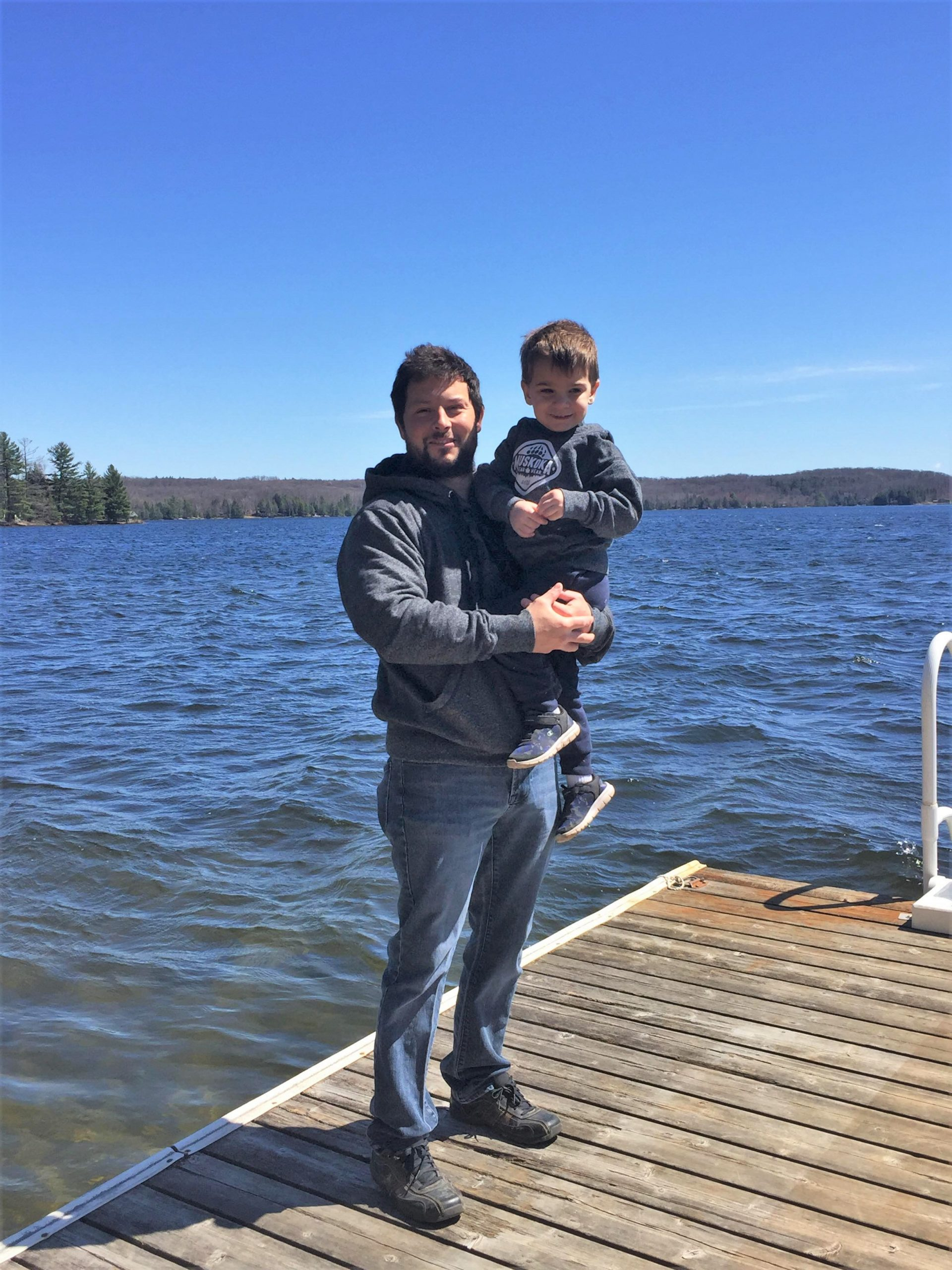 Great Father's Day Gift Ideas from Muskoka Bear Wear!