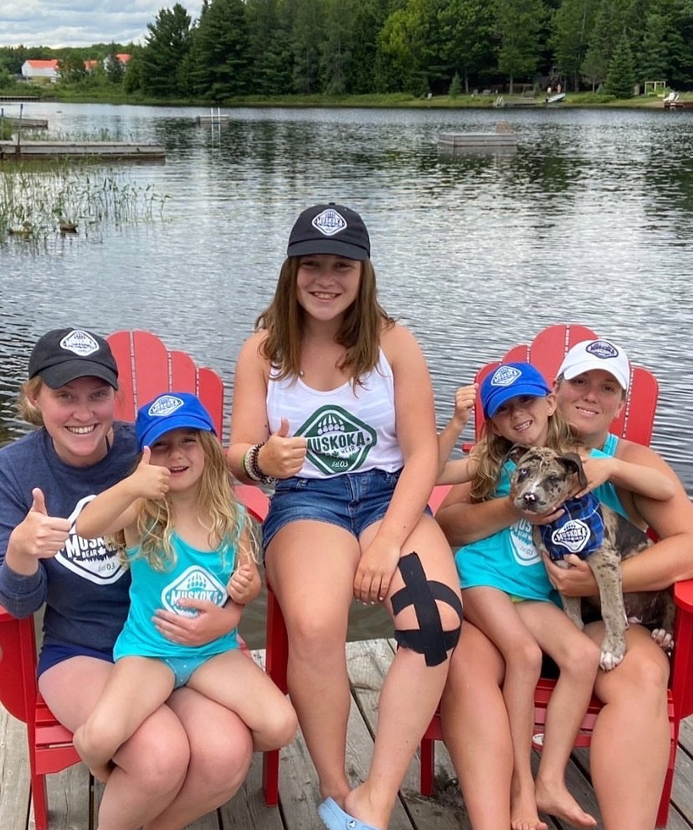 3 Ways to Beat the Heat with Muskoka Bear Wear this Summer!