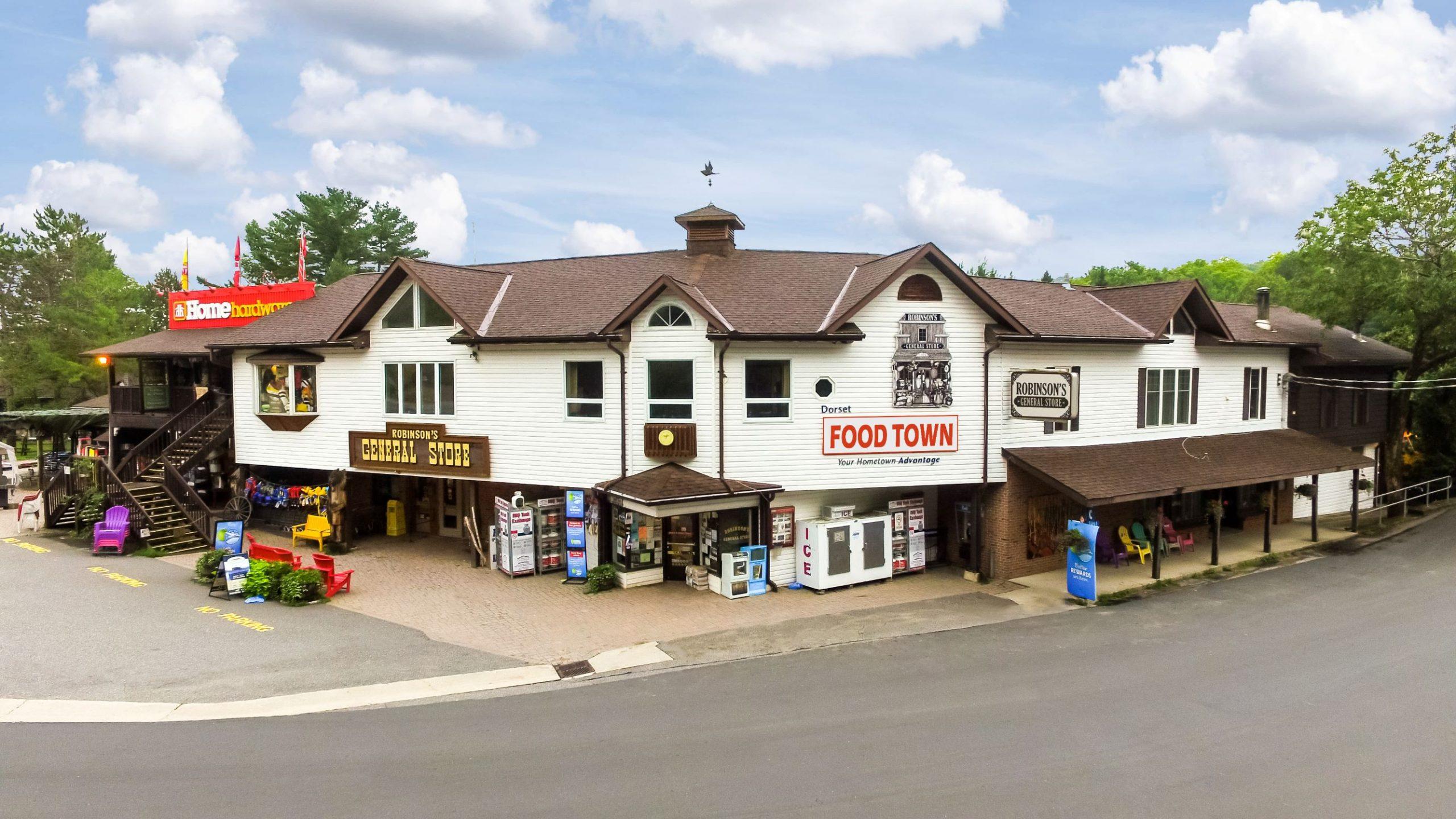 #MBWShoutOuts Week 15: Robinson's General Store