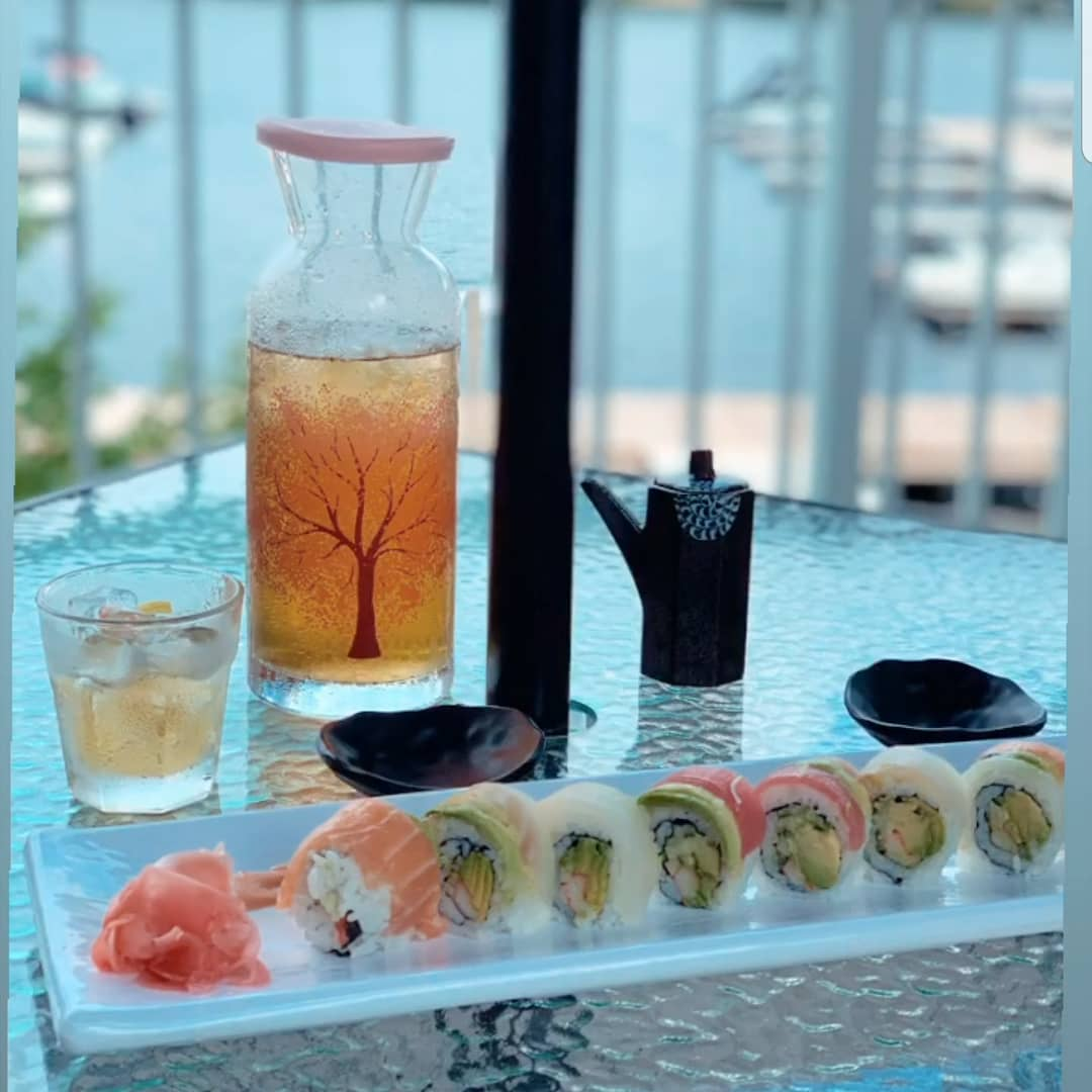 #MBWShoutOuts Week 22: Sushi By The Water