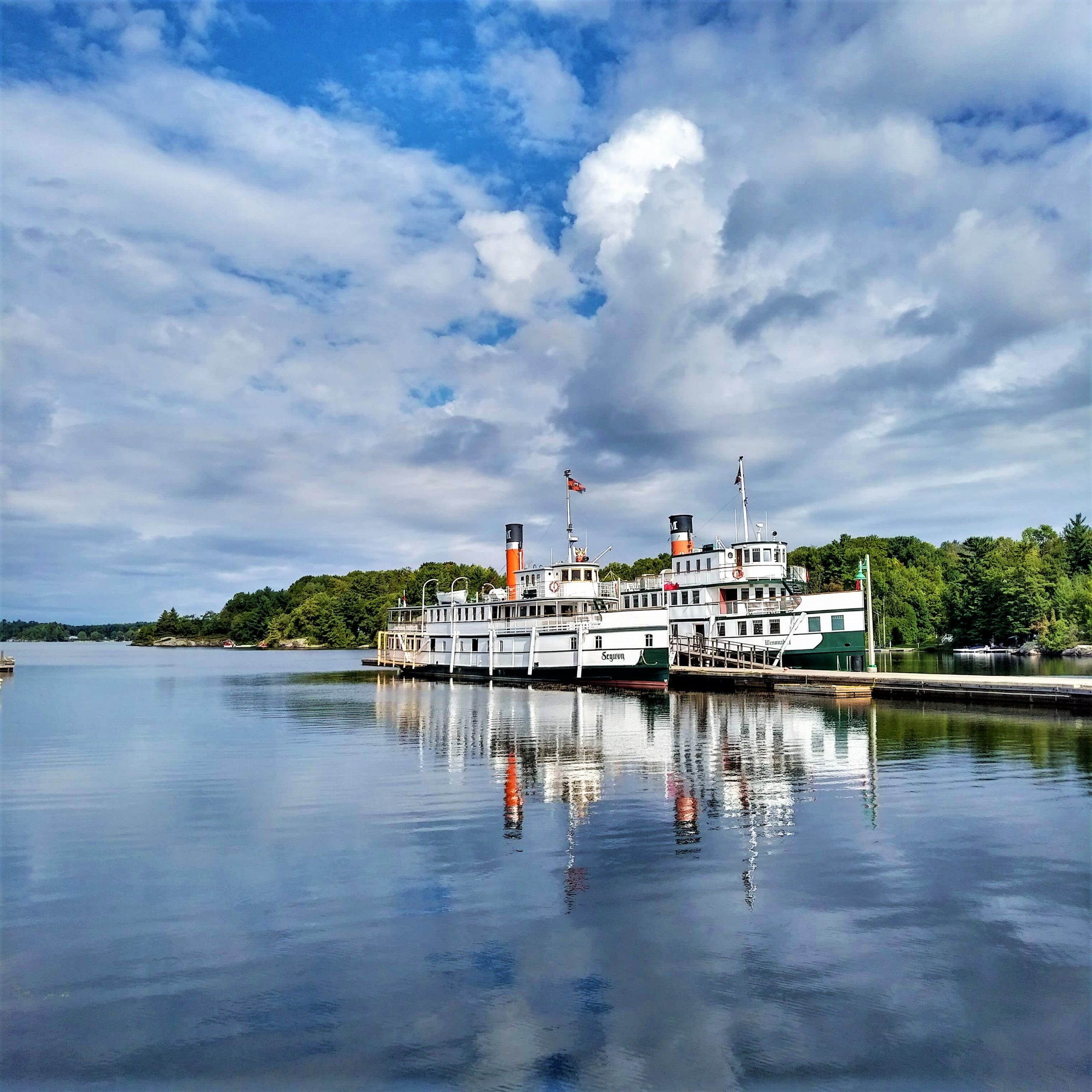 #MBWShoutOuts Week 21: the Muskoka Steamships & Discovery Centre
