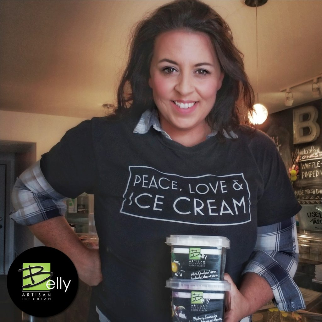 #MBWShoutOuts Week 30: Belly Artisan Ice Cream, Huntsville