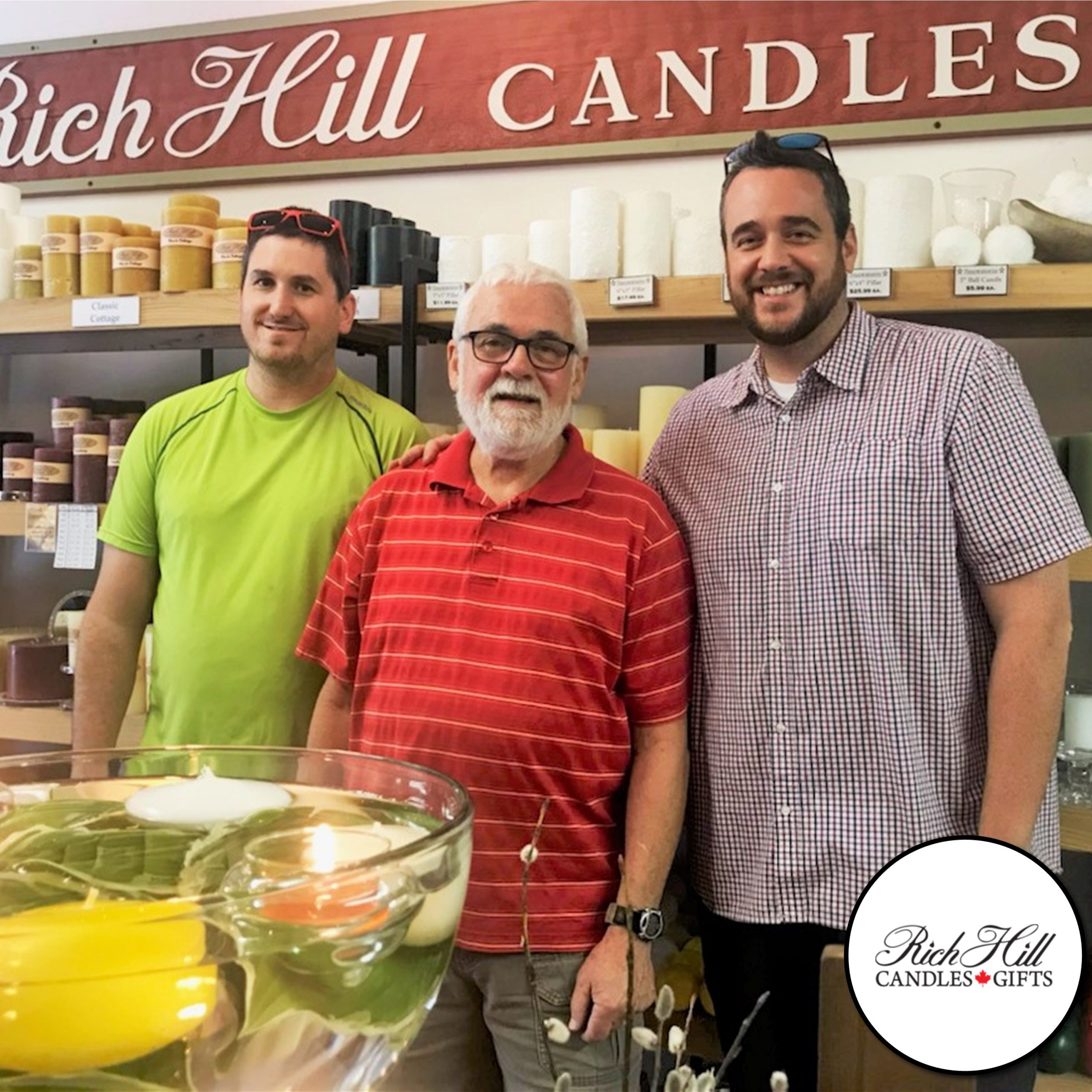 #MBWShoutOuts Week 28: Rich Hill Candles in Bracebridge