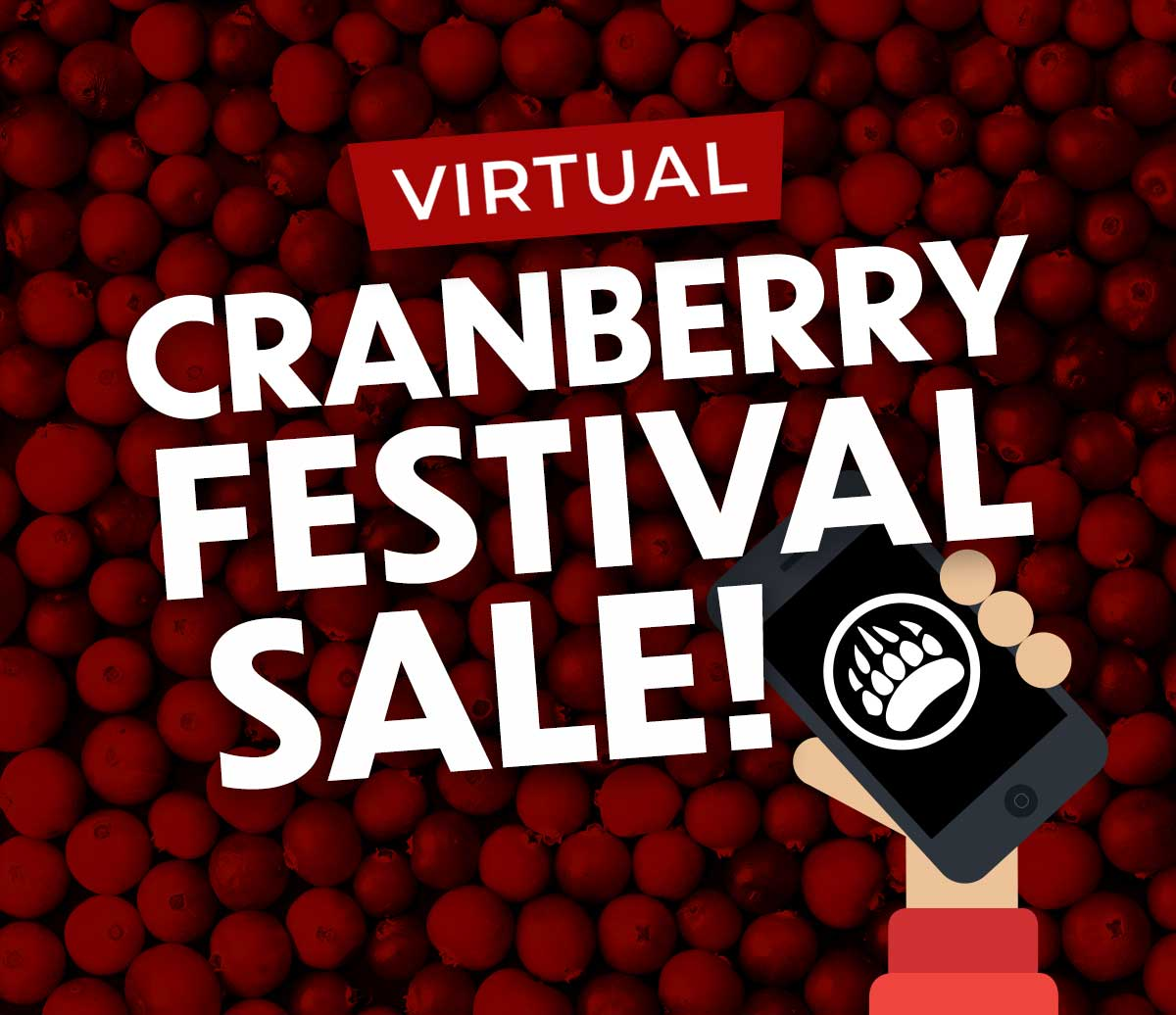 Virtual Cranberry Festival Sale!