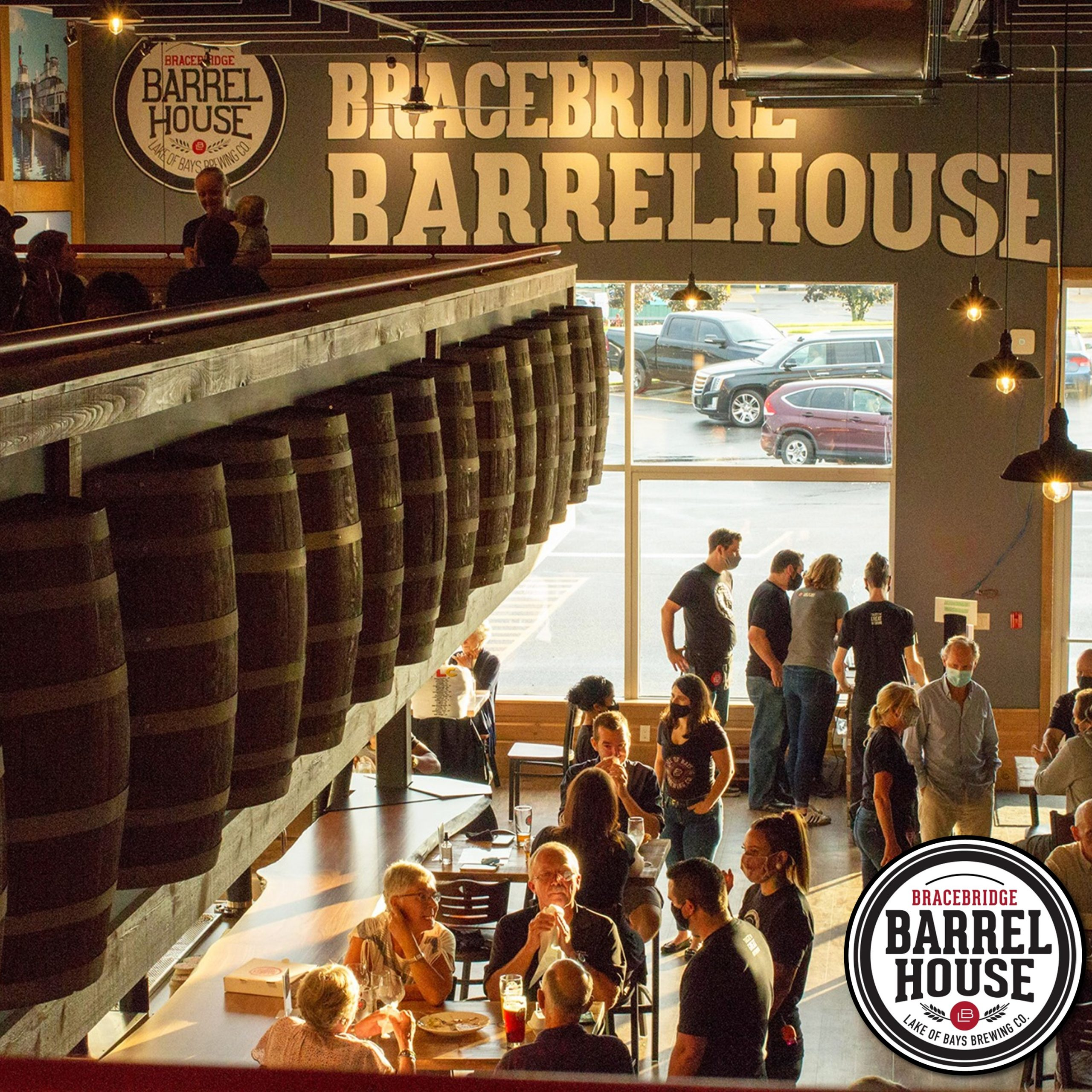 #MBWShoutOuts Week 32: Bracebridge Barrelhouse