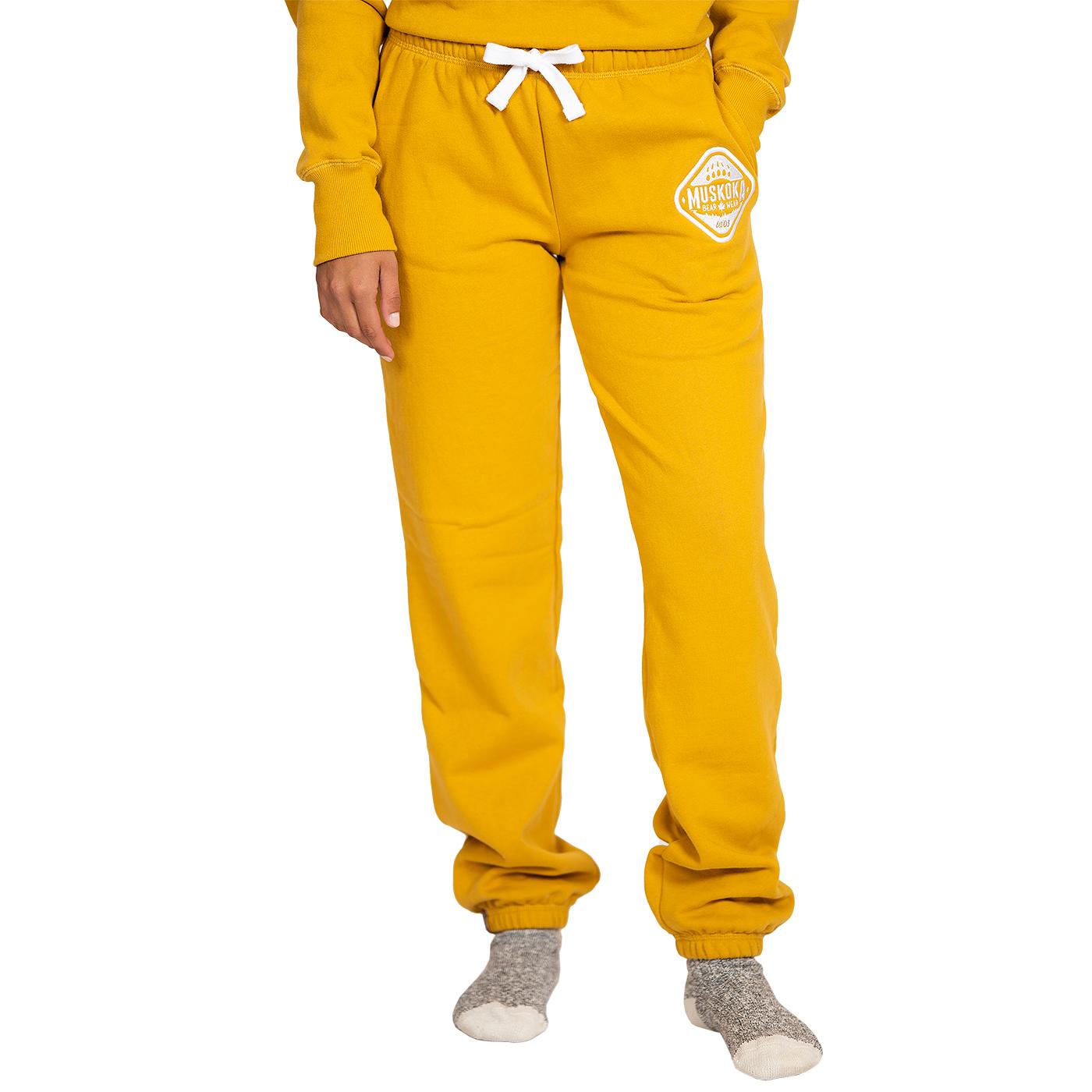 Muskoka Bear Wear Harvest Gold MBW Camp Pants